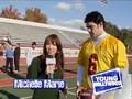 Rose Bowl Talk with USC QB Mark Sanchez