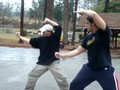 Northern Shaolin student in Atlanta prepares for Tan Tui