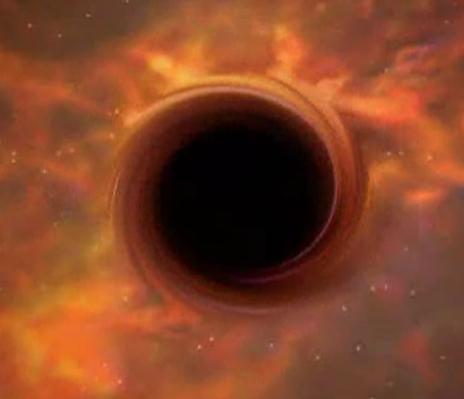 Das Auge der Schöpfung-Schwarze Löcher