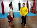 Donnie B: Old Style Muay Thai - Up Elbow Technique