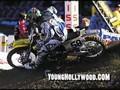 Motocross Star on Rapper, The Game