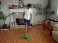 ivan's soccer trick