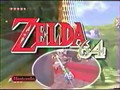 French Zelda 64 Beta Trailer