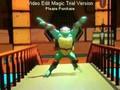 TMNT mike dancing