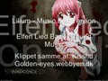 Elfen Lied-music box