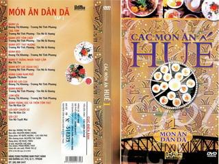 Mon an dan da Hue