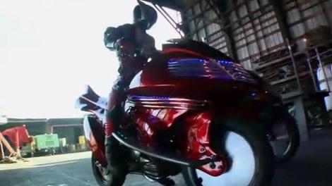 Kamen Rider Dragon Knight: Episode 5 Promo