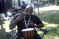 Co-Host Tony and Another Person Playing There Drums @ Pagan Pride Day 08'
