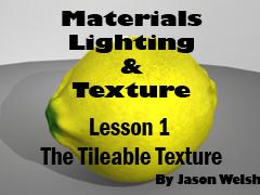 01 Tileable Textures