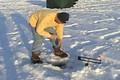 Silver Lake Ice Fishing ONLY on HawgNSonsTV!