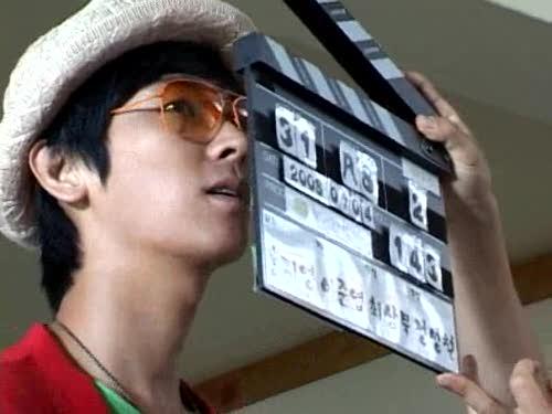 The Naked Kitchen Korean Movie Joo Ji-hoon Character