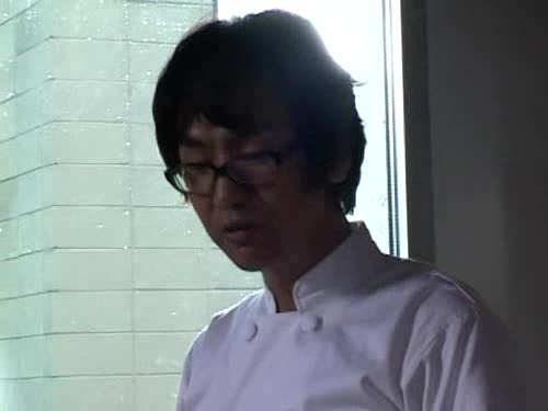 The Naked Kitchen Korean Movie Kim Tae-woo Character