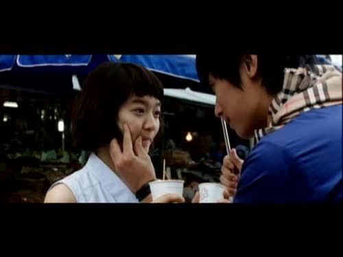 The Naked Kitchen Korean Movie Joo Ji-hoon - Sin Min-ah Date