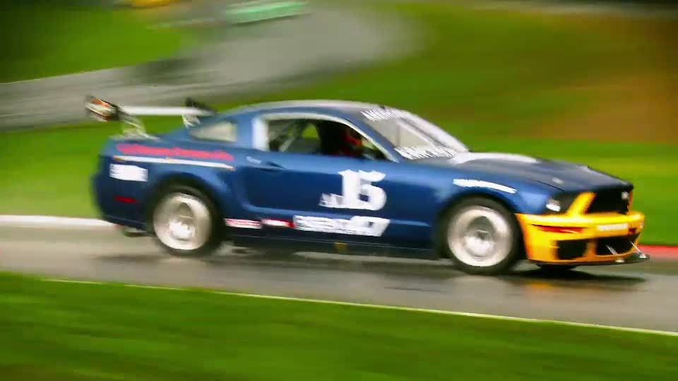 Ford Mustangs Compete @ NASA Nationals