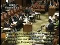 Japanische Opposition hintefragt die 911 Anschlaege im Parlament