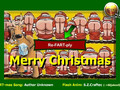 * Farting Santas *