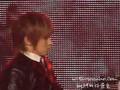 Yunho fancam during O- Jung. Ban. Hap. perf