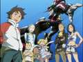Eureka Seven-Feather