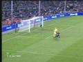 Fantastic goal of Ronaldinho