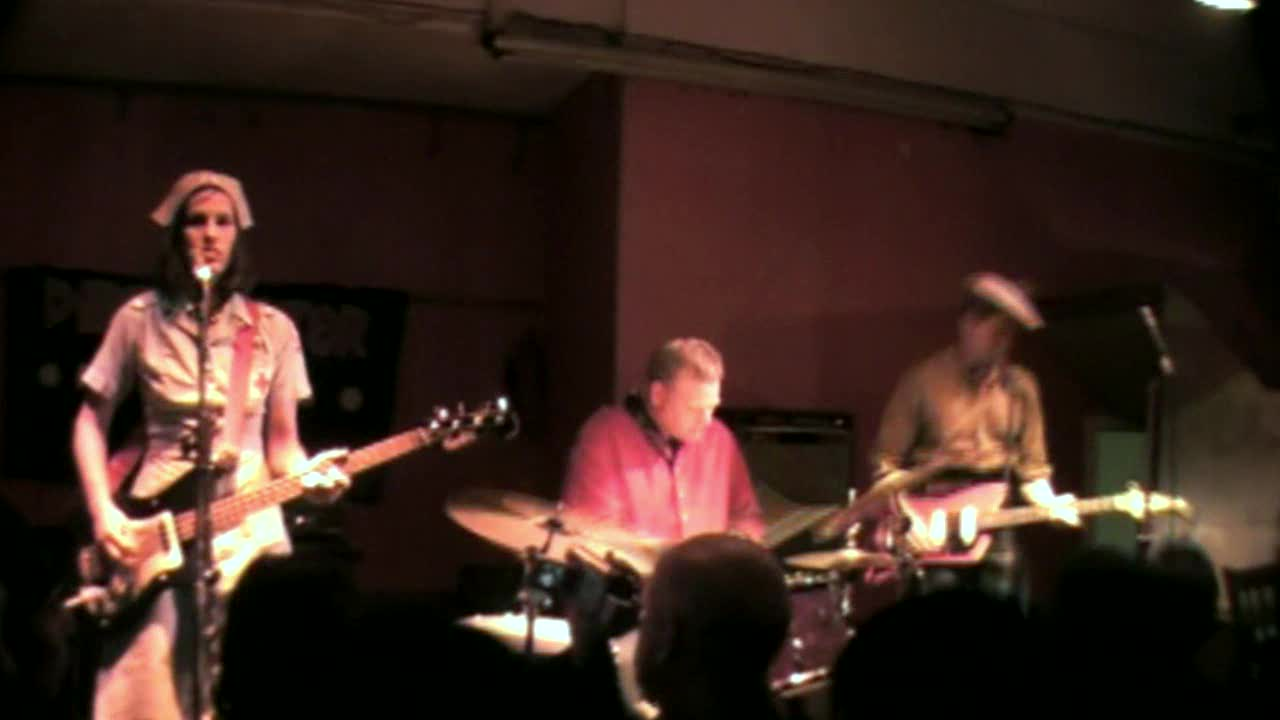 BILLY CHILDISH & MUSICIANS OF THE BRITISH EMPIRE - 19/12/08 London, DIRTY WATER CLUB -