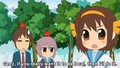 Melancholy of Haruhi-chan episode 3 English subbed