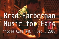 Brad Farberman - Music for Ears