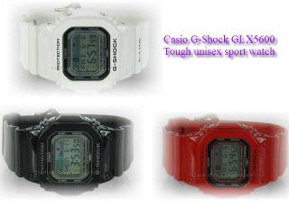 Casio G-shock watch GLX-5600 GLX5600