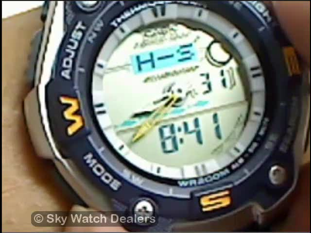 Military watches veoh for Casio fishing watch