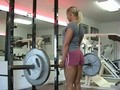 FIGURE MODEL julie davis DIYMUSCLE FEMALE BODY BUILDER video
