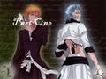 Ichigo vs Grimmjow Part One