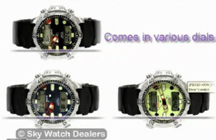 JP1010 Citizen Promaster Divers Watch Review