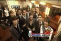 090313 KBS2 Music Bank Super Junior Backstage