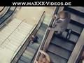 Stuck on an Escalator.wmv