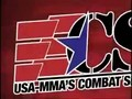 USA-MMA, Combat Sports Report Opening