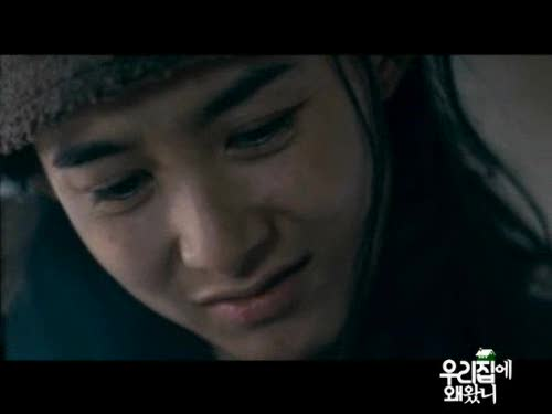 Why Did You Come to My House Korean Movie MV