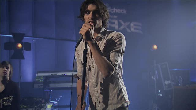 All-American Rejects on Soundcheck