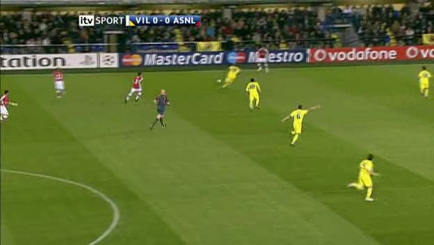 Villarreal v Arsenal