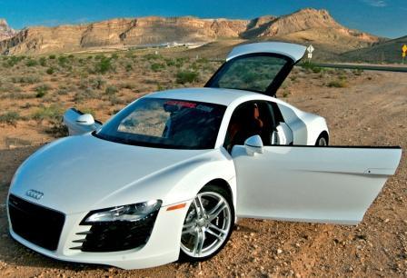 2008 Audi R8 Tested: The Born Ultimatum !