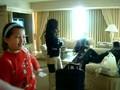 2007 Christmas Las Vegas Mirage Hotel
