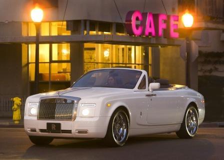 2008 Rolls-Royce Phantom Drophead Coupé