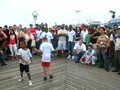 Kids at Coney Island Dance