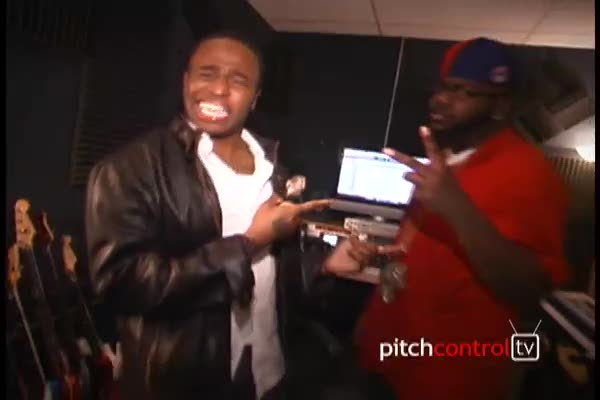 """Mistah F.A.B. & Smitty in the Lab """"Goin' In"""""""