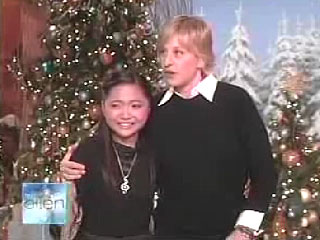 Charice Pempengco on Ellen (High Quality)
