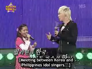 Charice Pempengco on StarKing (English Subs / part 3)