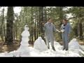 SNOWMEN HUNTERS Ep 27: Man Vs. Mentos Bomb