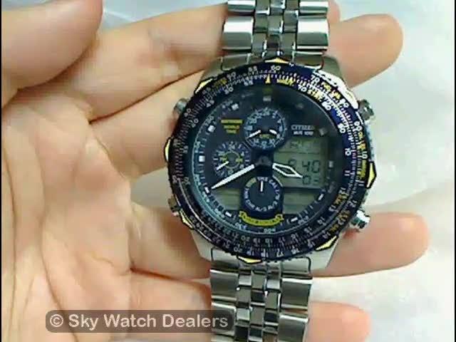 Citizen Promaster Dive Watch JN0040 Pliot Watch