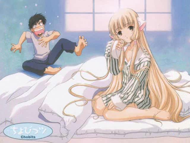 Chobits Bilder - Zuckersüße Slideshow 2#
