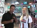 Taylor TV at Pluckers Draft Party