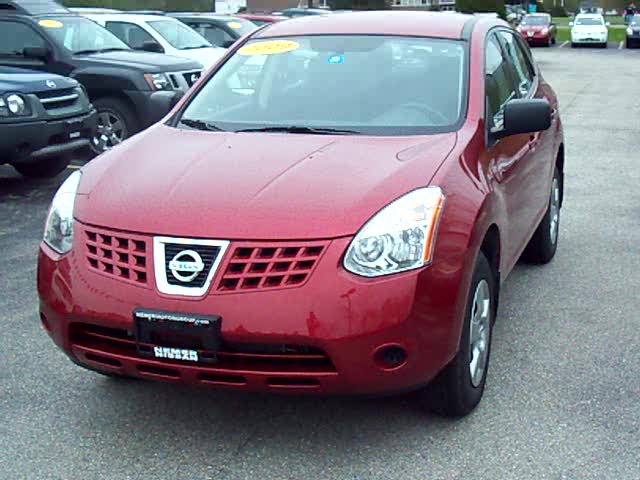 2009 Nissan Rogue S Capital Region Bennington VT 05201