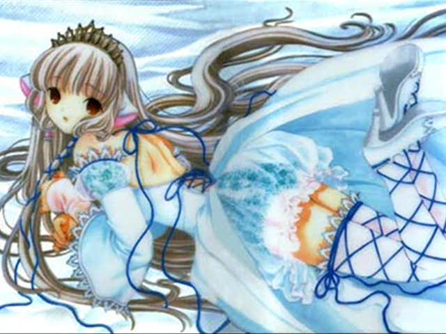 Chobits Bilder - Zuckersüße Slideshow 4#